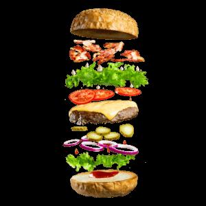 Burger Bestandteile