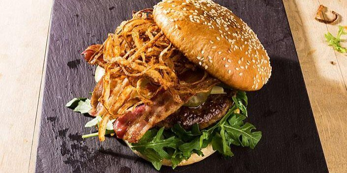 Chase Classic Burger